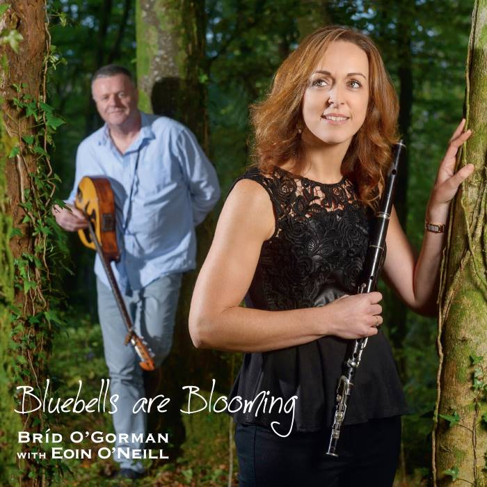 CD - Bluebells are Blooming by Bríd O'Gorman and Eoin O'Neill